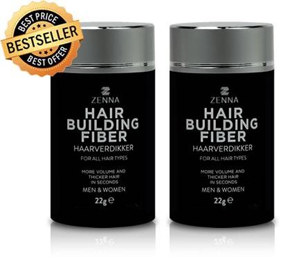 Zenna Hair Building Fibers best price, best offer
