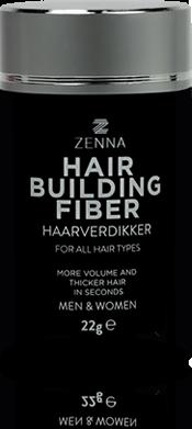 Zenna Hair Building Fibers haarverdikker